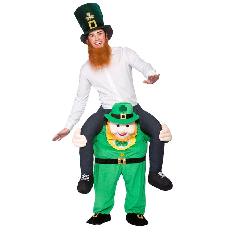 b083df763d Shoulder-Carry-Me-Piggy-Back-Ride-On-Fancy-Dress-Adult-Party-Costume -Mens-Outfit