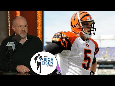 Jordan Palmer ready for Joe Burrow to ring in new era for NFL QBs | The Rich Eisen Show | NBC Sports