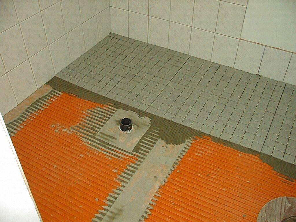 Waterproofing Bathroom Tiles