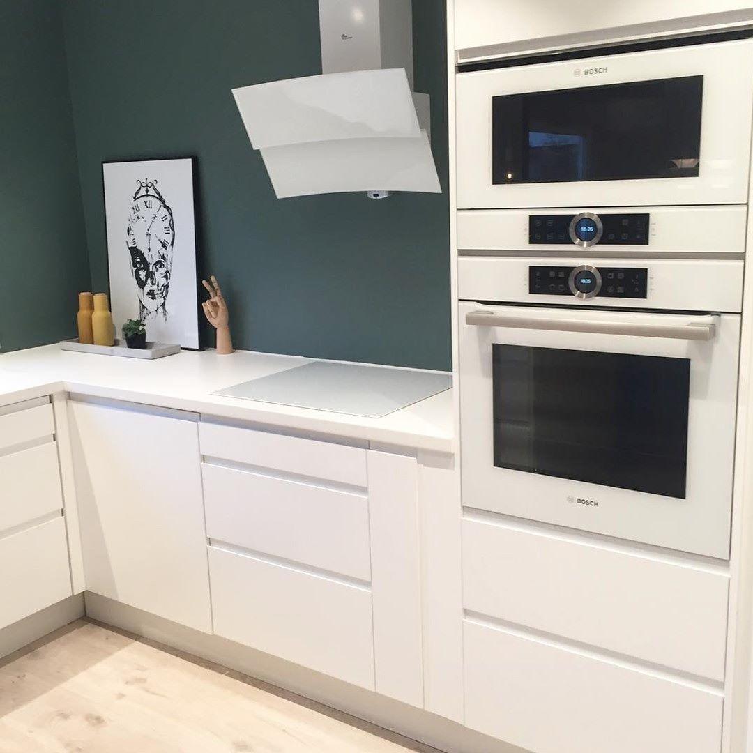 Time på det flotte kjøkkenet til @stinegskjerveggen