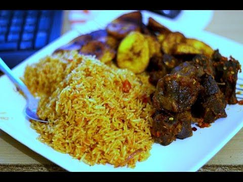 How to cook nigerian jollof rice nigerian food channel dishes food forumfinder Gallery
