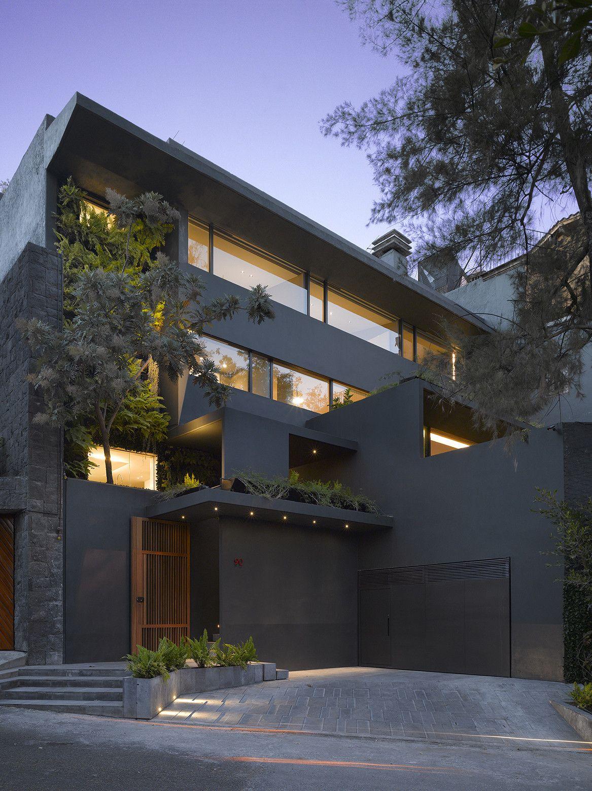 Galer a de casa barrancas ezequielfarca arquitectura y for Arquitectura y diseno de casas modernas