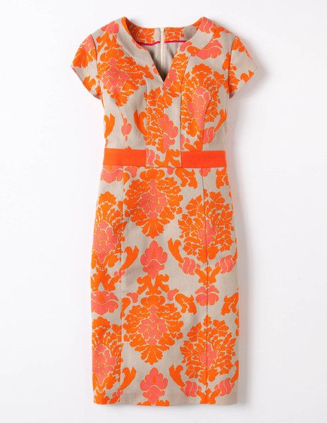 88e98c99e80 Notch Neck Shift WH630 Special Occasion Dresses at Boden