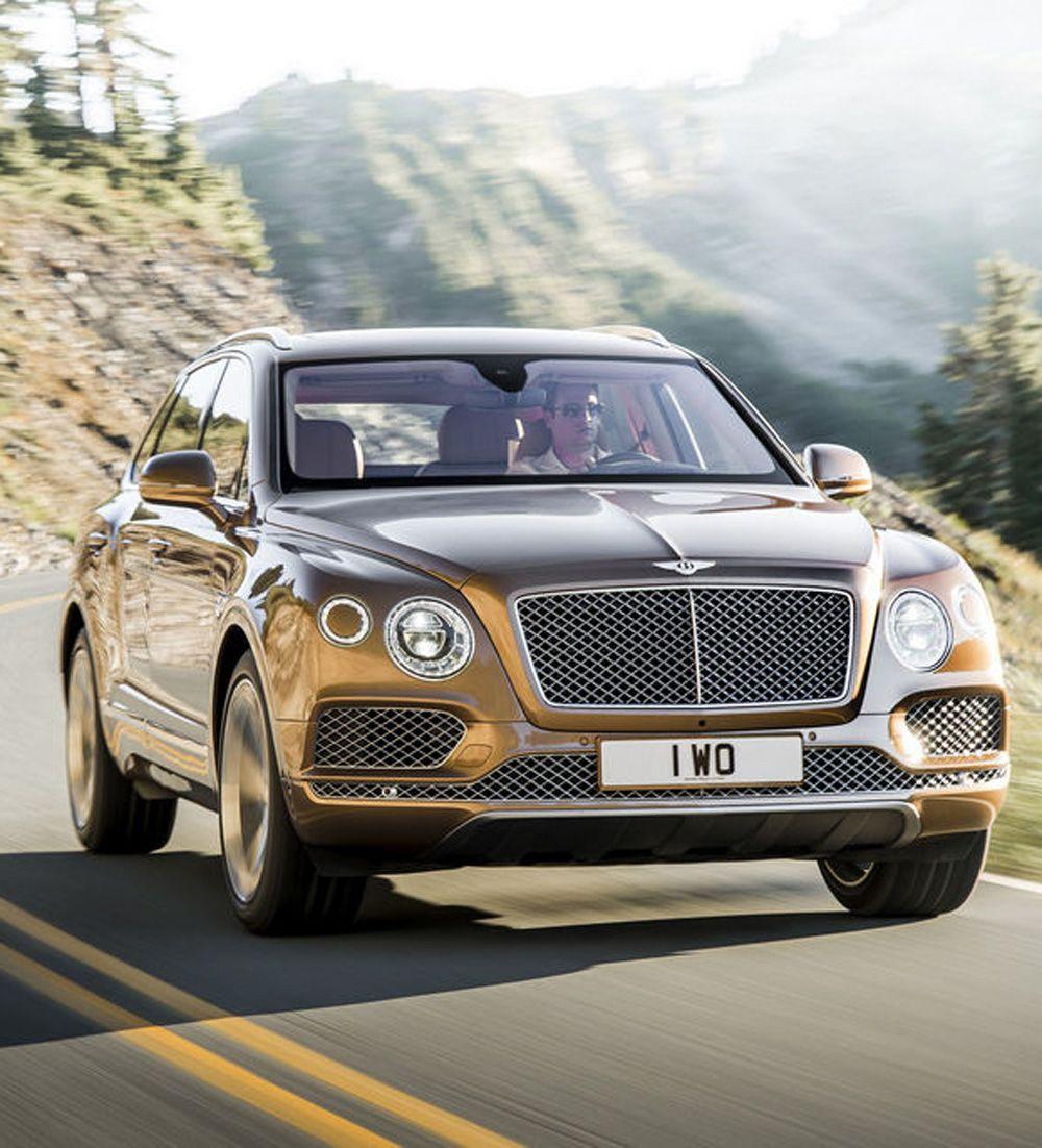 Cars Bentley Suv Luxury Cars: Queen Elizabeth Is First Customer Of Ultra-lux Bentley