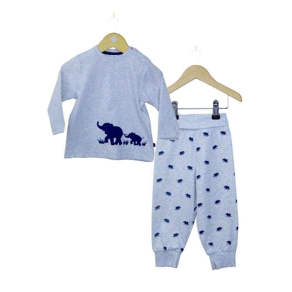 Sanetta Pyjama Short Conjunto para Beb/és