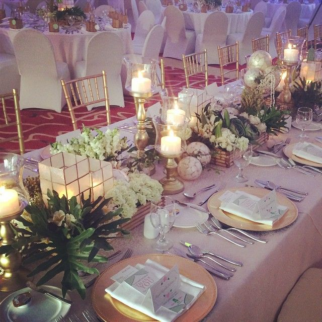 Our Stylish Filipiniana Tablescape From