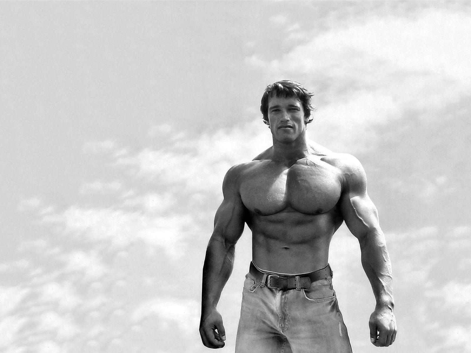 The Rapping Manual Arnold Schwarzenegger Bodybuilding