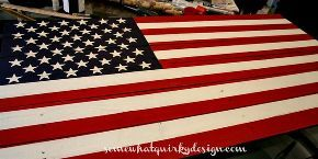 I have extra scrap wood, so im going to make the African American flag in Red, Black, and Green