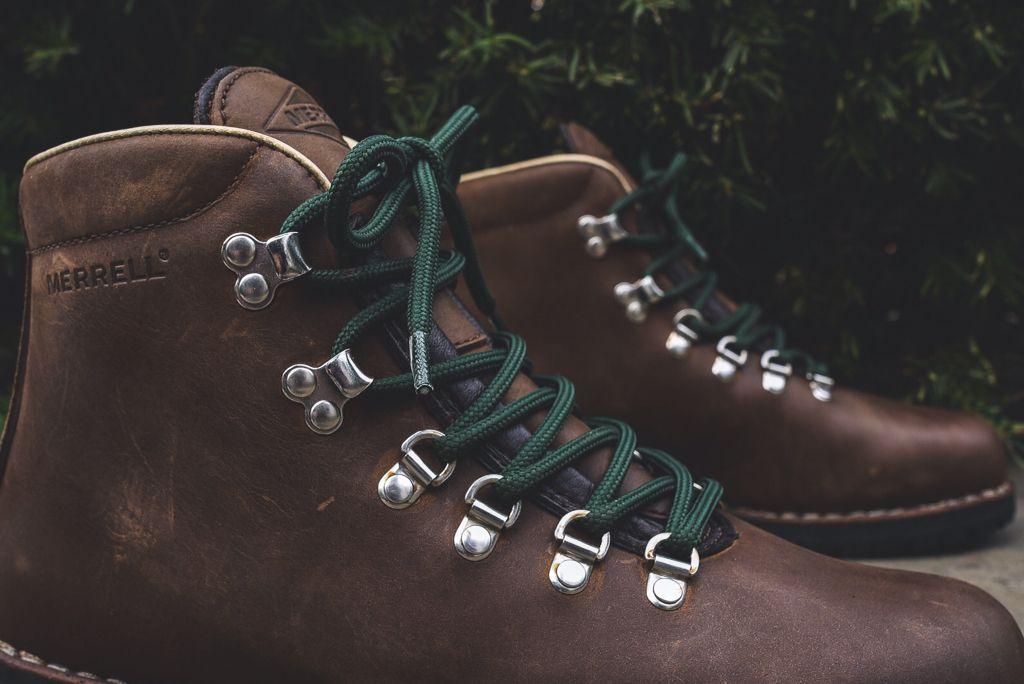 Merrell Wilderness Boot Brown