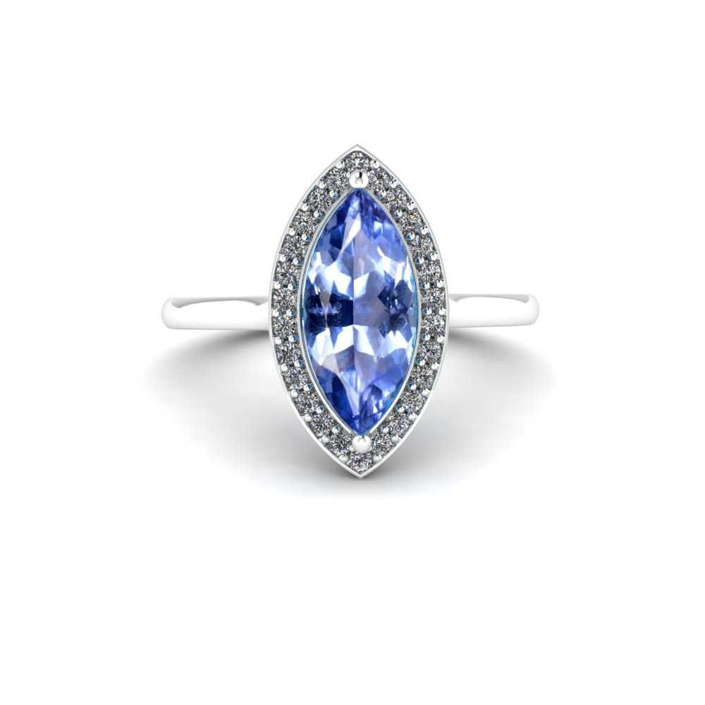 New Arrivals Sapphire Engagement Ring Blue Wedding Rings Online Buying An Engagement Ring