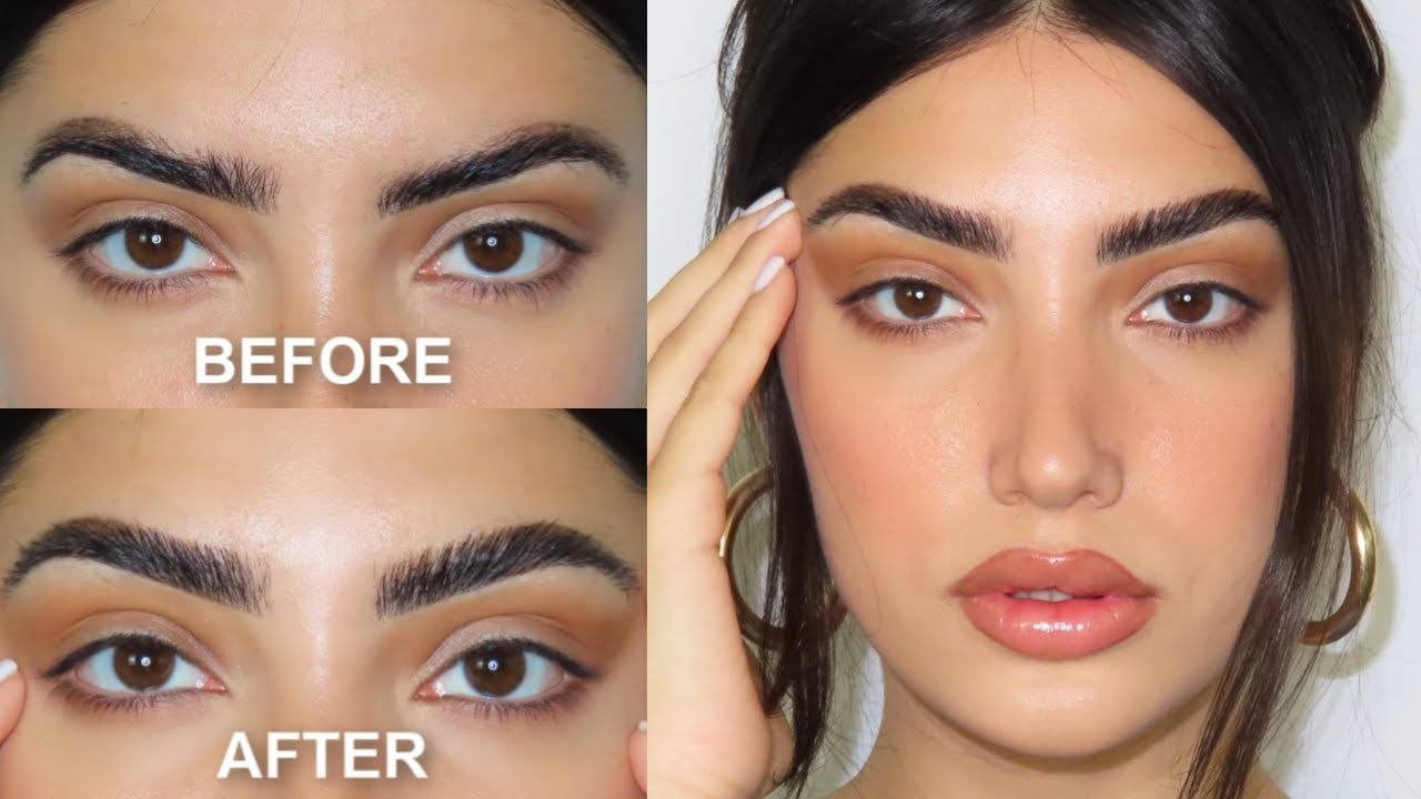 10 EYEBROW TIPS THAT WILL CHANGE YOUR FACE - YouTube in 10