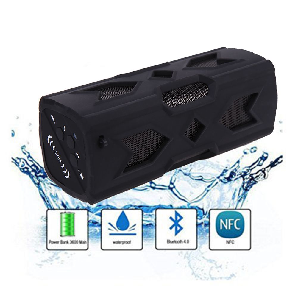 Click To Buy Portable Bluetooth Speaker Waterproof Wireless Original Awei A920bl Sport Exercise Stereo Noise Reduction Earbuds Build In Microphone 1 Pcs Outdoor Csr Sound Box With Dsp Mic