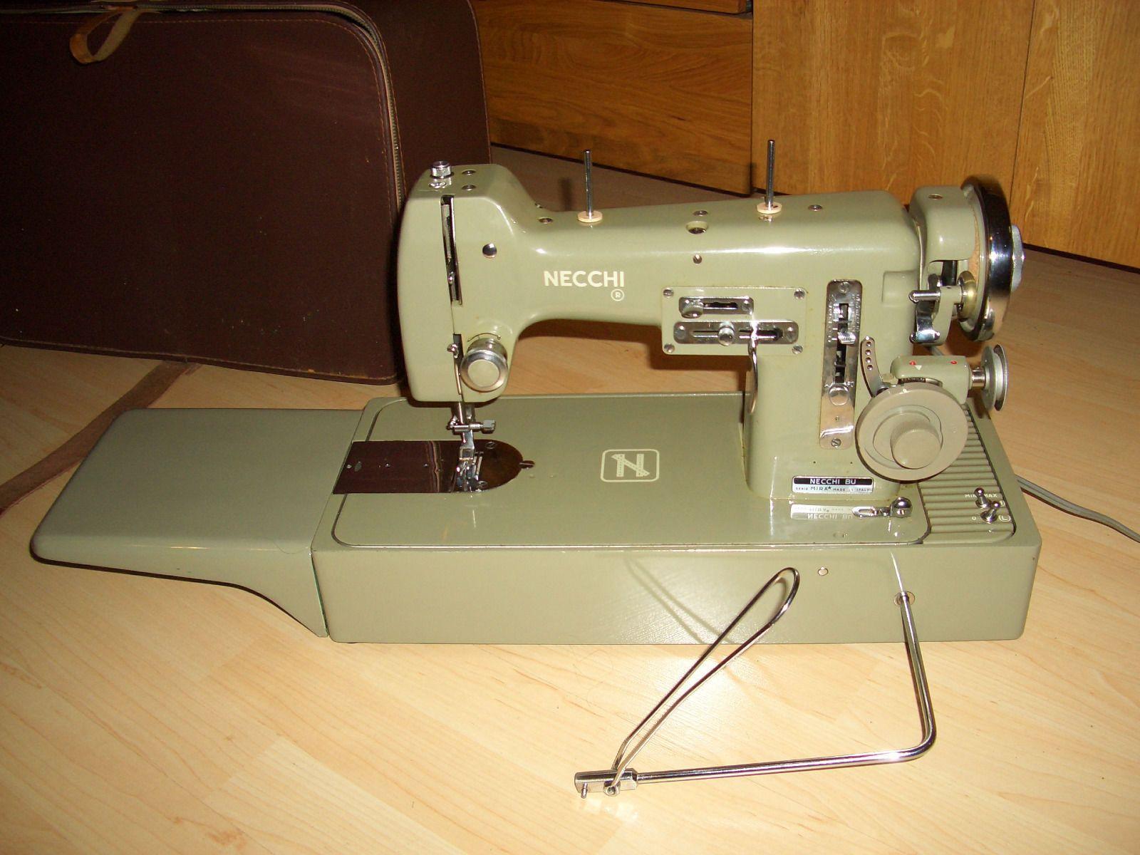 Viking Sewing Machine Diagram Opel Vectra Wiring Necchi Bu Mira Vintage