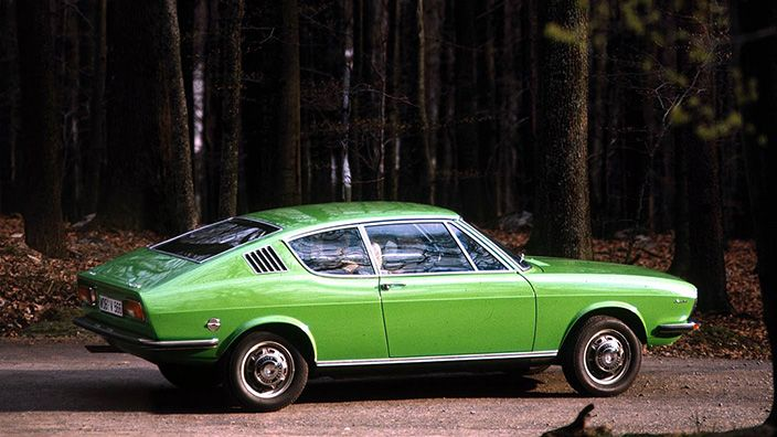 1000+ images about Audi 100 coupe on Pinterest | Cars, Engine and ...