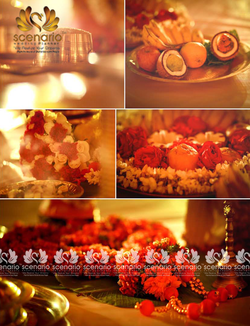 Wedding stage decoration ideas kerala  No Detail Is To Small Because Its Your Wedding Day Scenario Wedding