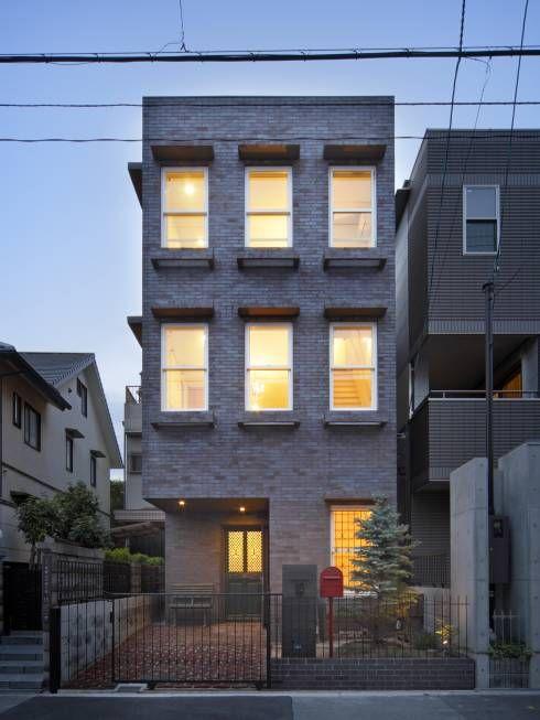 ヨーロッパ風の建築10選 建築家 建築 レンガ