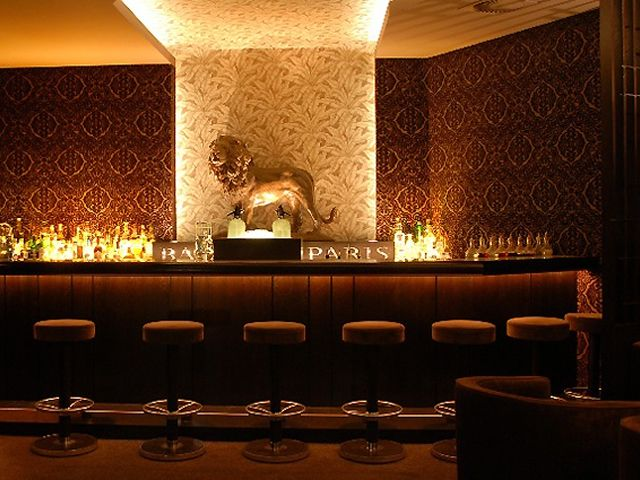 Though Comparatively New On The Scene Le Lions Bar De Paris Is A Classic In Every Sense One Of Best Bars Town For Cocktails