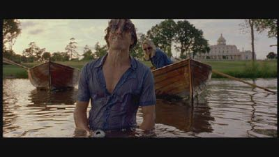 No 8: Bridget Jones' Diary.  Hugh Grant in a wet shirt, right up there with Mr Darcy in the lake....