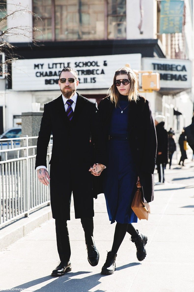 New_York_Fashion_Week-Fall_Winter_2015-Street_Style-NYFW-Justin_Oshea-Veronika_Heilbrunner-