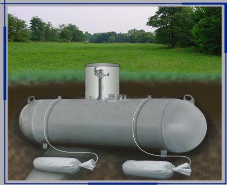 Blue Star Gas Underground Propane Tanks Propane Tank Propane Fuel Storage