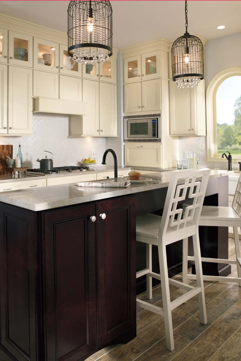 Waypoint Living Spaces Kitchen Design Country Kitchen Designs Kitchen Cabinetry