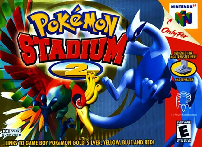 Pokemon stadium sega genesis rom