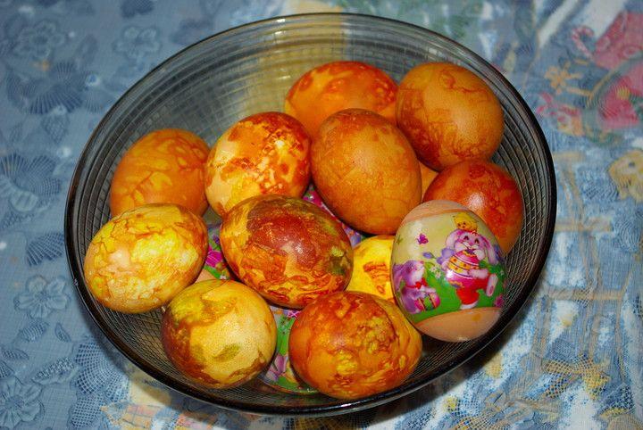 Tänavused munad.2009