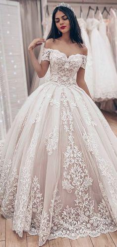 13 Elegant Poofy Wedding Dresses Gallery Ball Gowns Wedding Popular Wedding Dresses Ball Gown Wedding Dress
