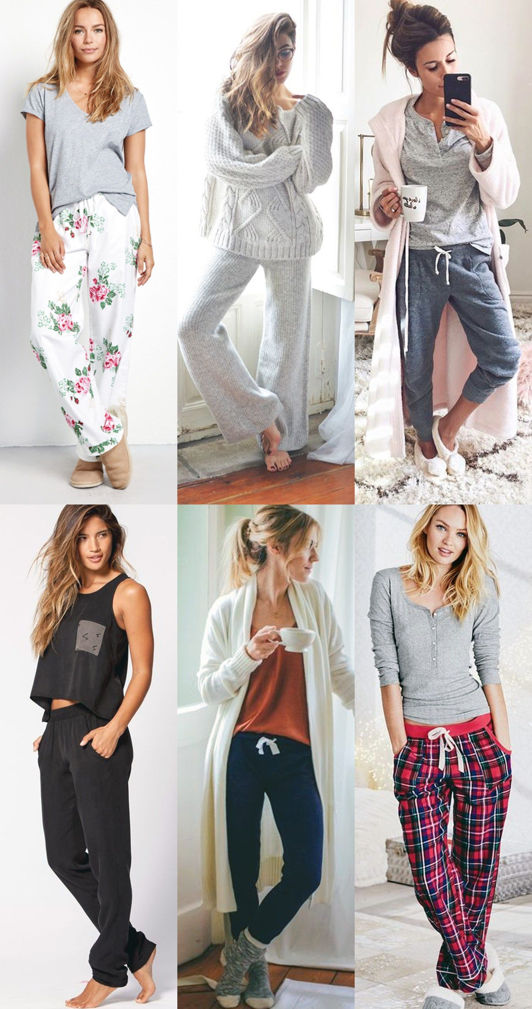 Comfy Outfits To Wear At Home Hygge