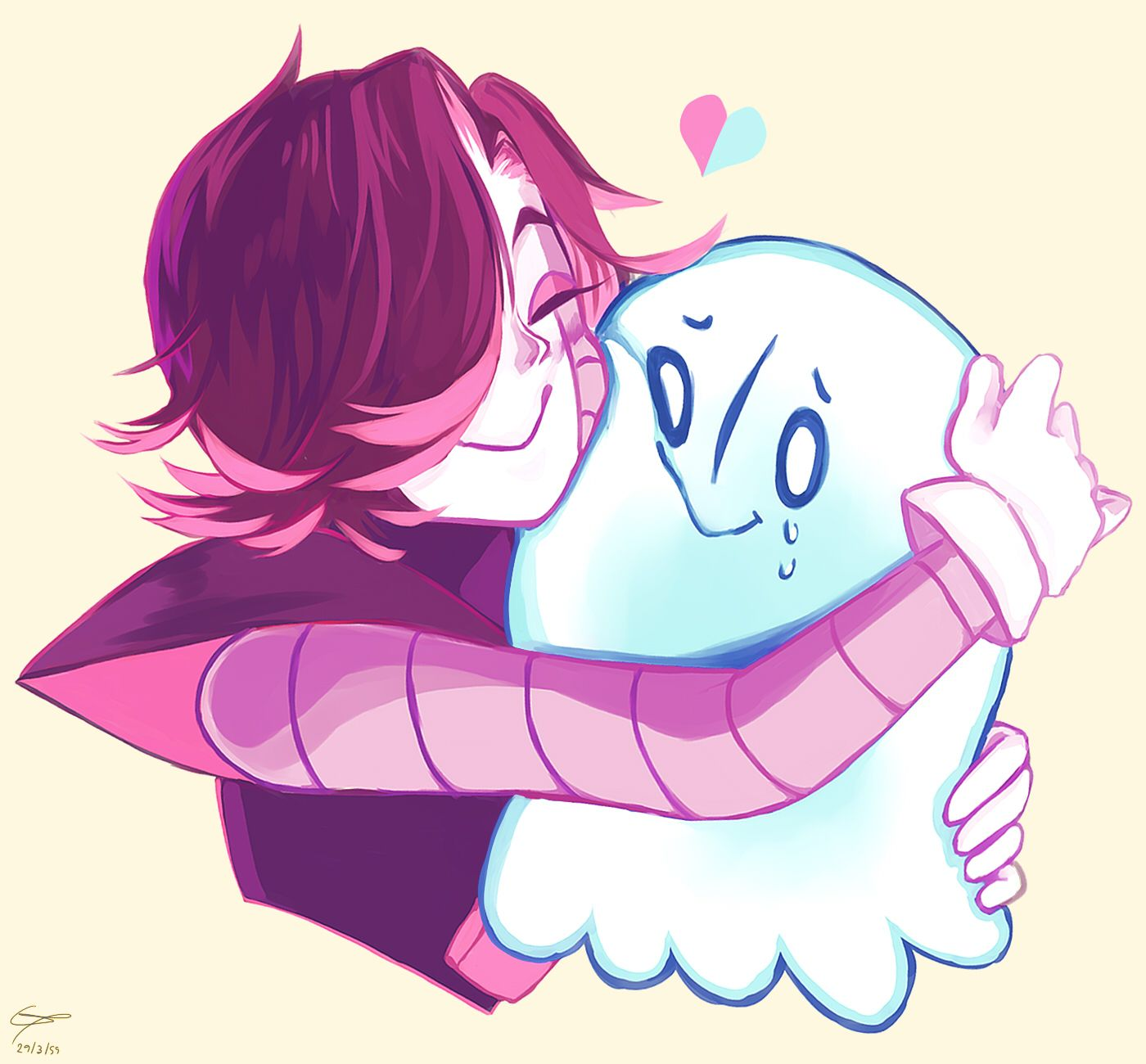 Mettaton And Napstablook Undertale Pinterest Fan Art