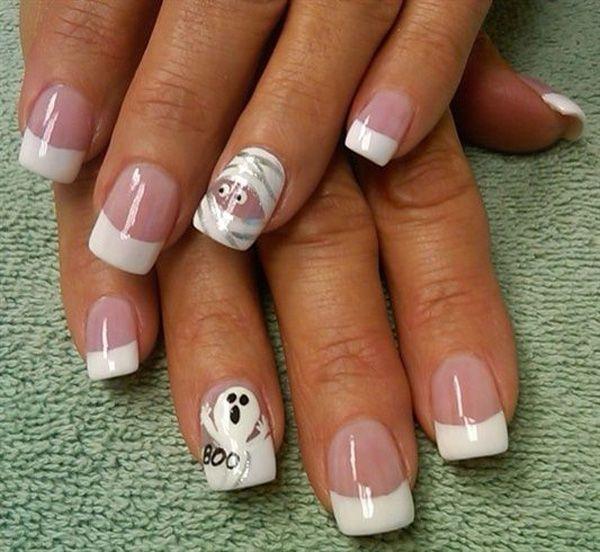 65 Halloween Nail Art Ideas | Halloween | Halloween nail ...