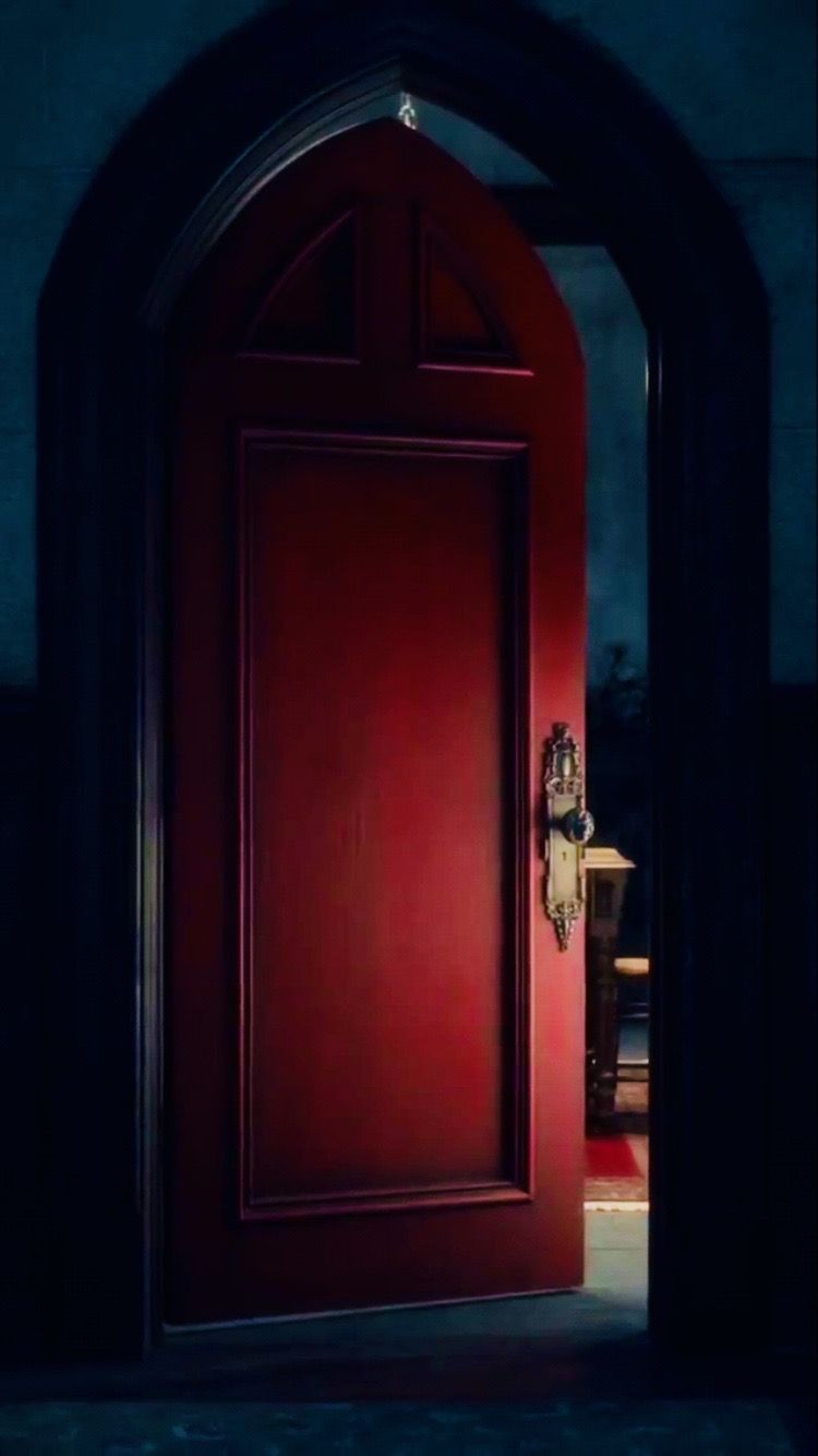 The Red Room In The Haunting Of Hill House Thehaunting Haunting Hillhouse Redroom House On A Hill House On Haunted Hill Red Rooms
