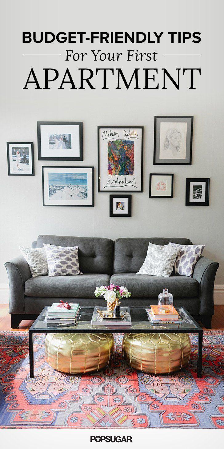 Geldsparende Tipps zum Dekorieren Ihrer ersten Wohnung in 2018 ...