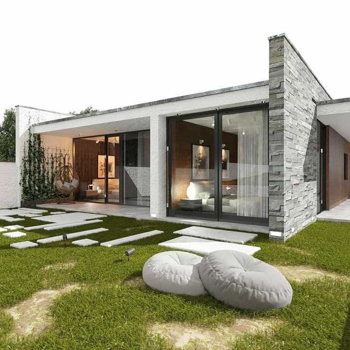 Fachadas De Casas Bonitas Y Modernas