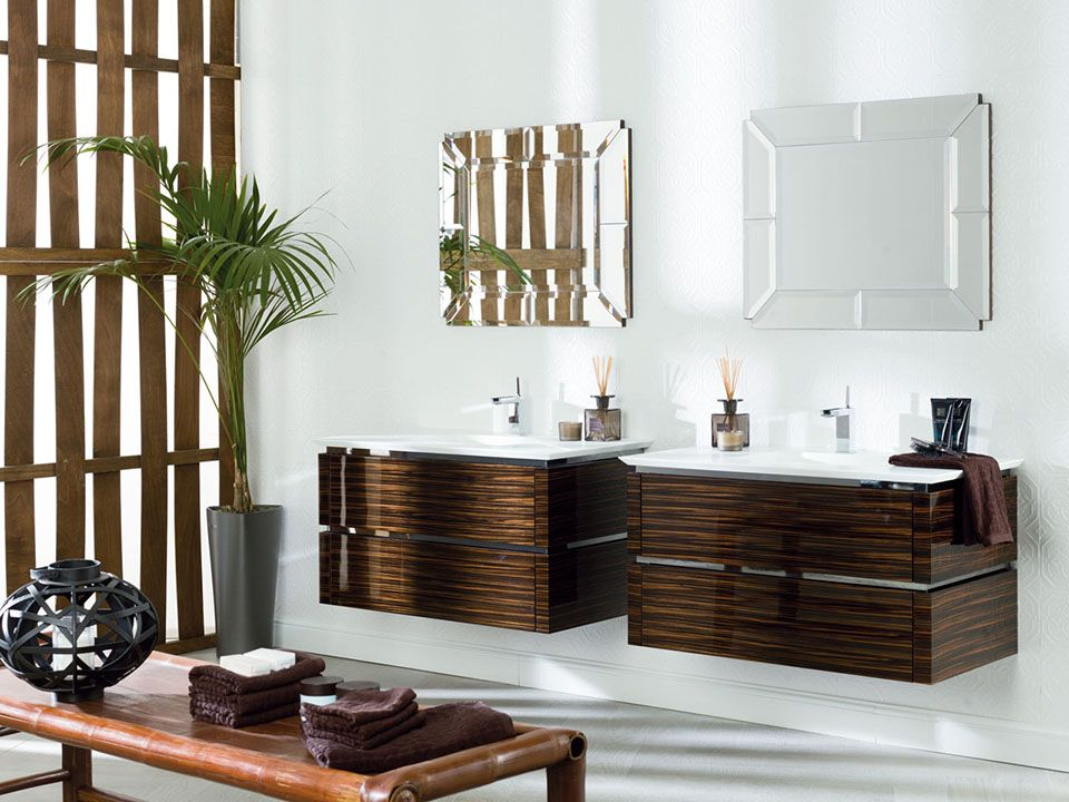 Cómo elegir el mueble para el cuarto de baño sin ...