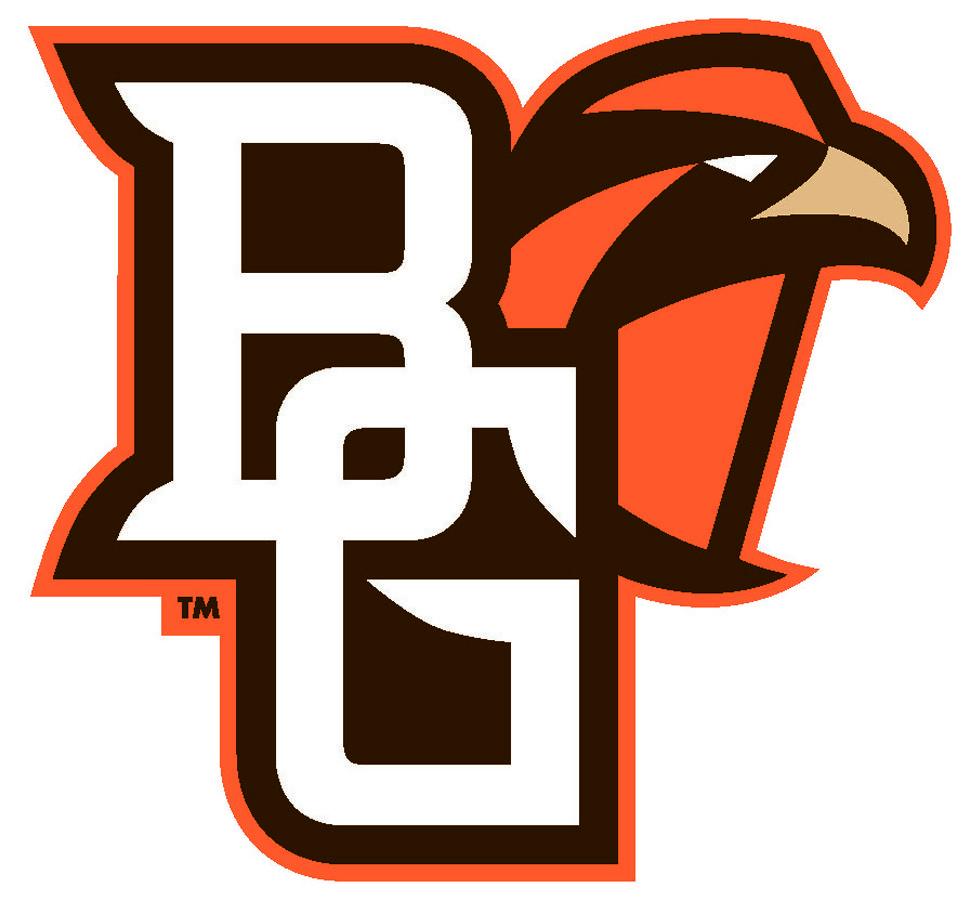 My Life My Love My Alma Mater My Bgsu 3 Forever A Falcon Miss My Bg Cheer Fam Everyday Bowling Green State University Falcons Football Falcon Logo