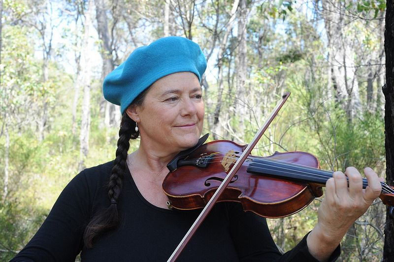 Louisa Wise - Tradition. Performing at the Woodford Folk Festival 2014/15.   For more info visit: http://www.woodfordfolkfestival.com