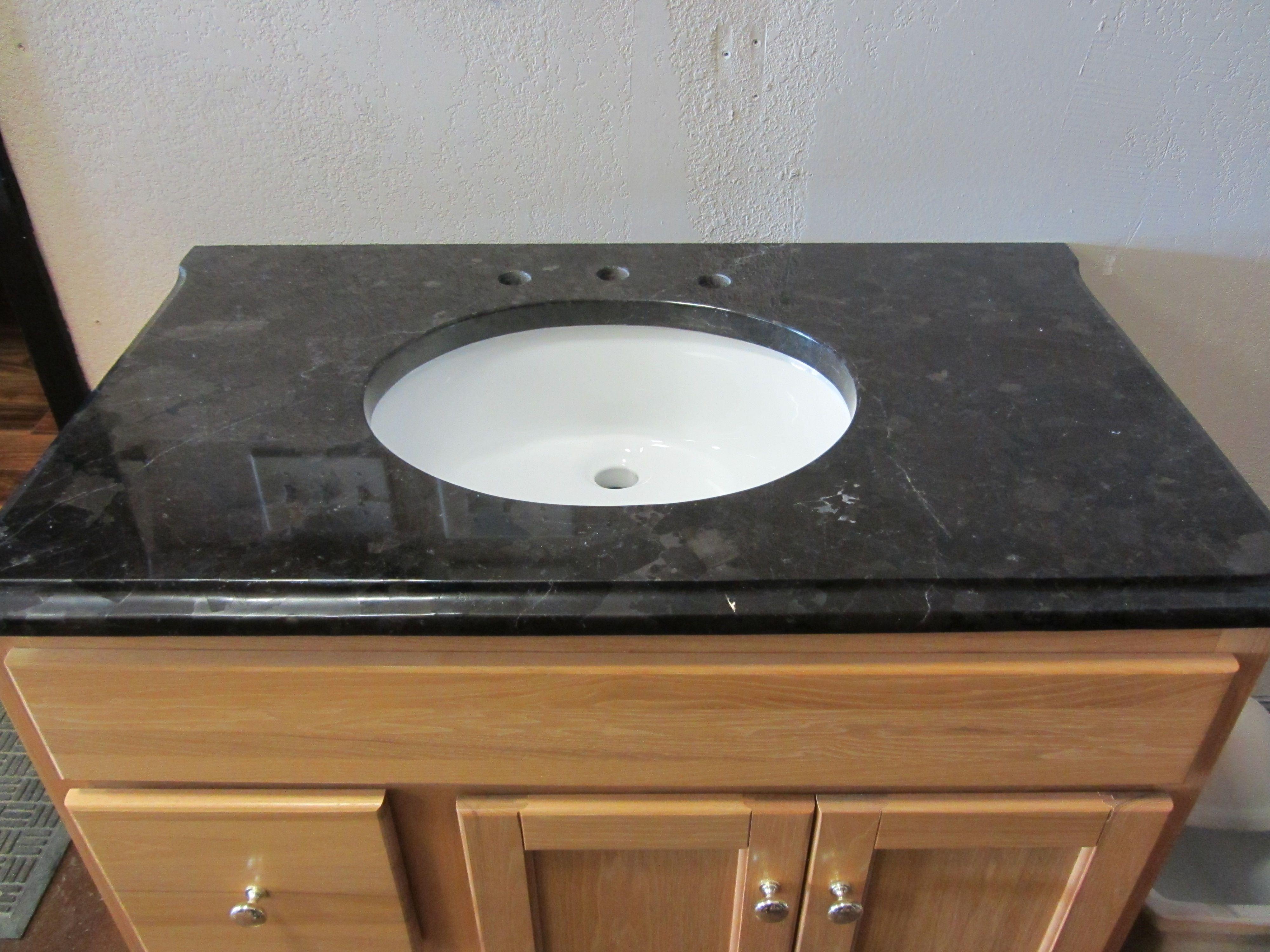 Granite Bathroom Vanity Tops With Sink