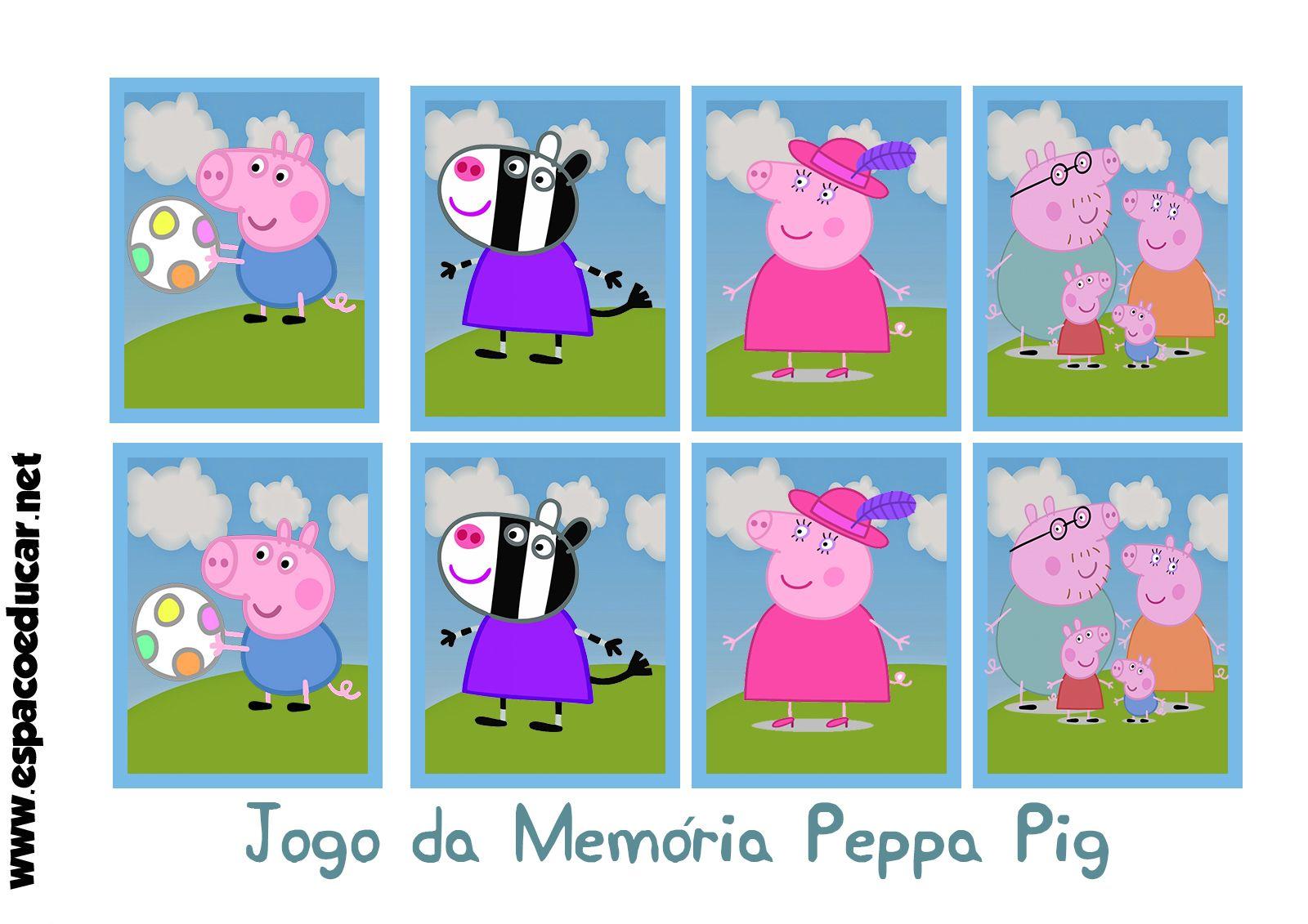 Peppa Pig Festa Peppa Pig Porquinha Peppa