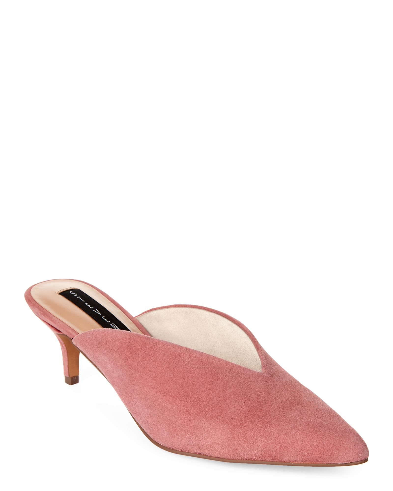 6af9461c429 Rose Ainsley V-Neck Kitten Heel Mule Pumps in 2019 | *Apparel ...