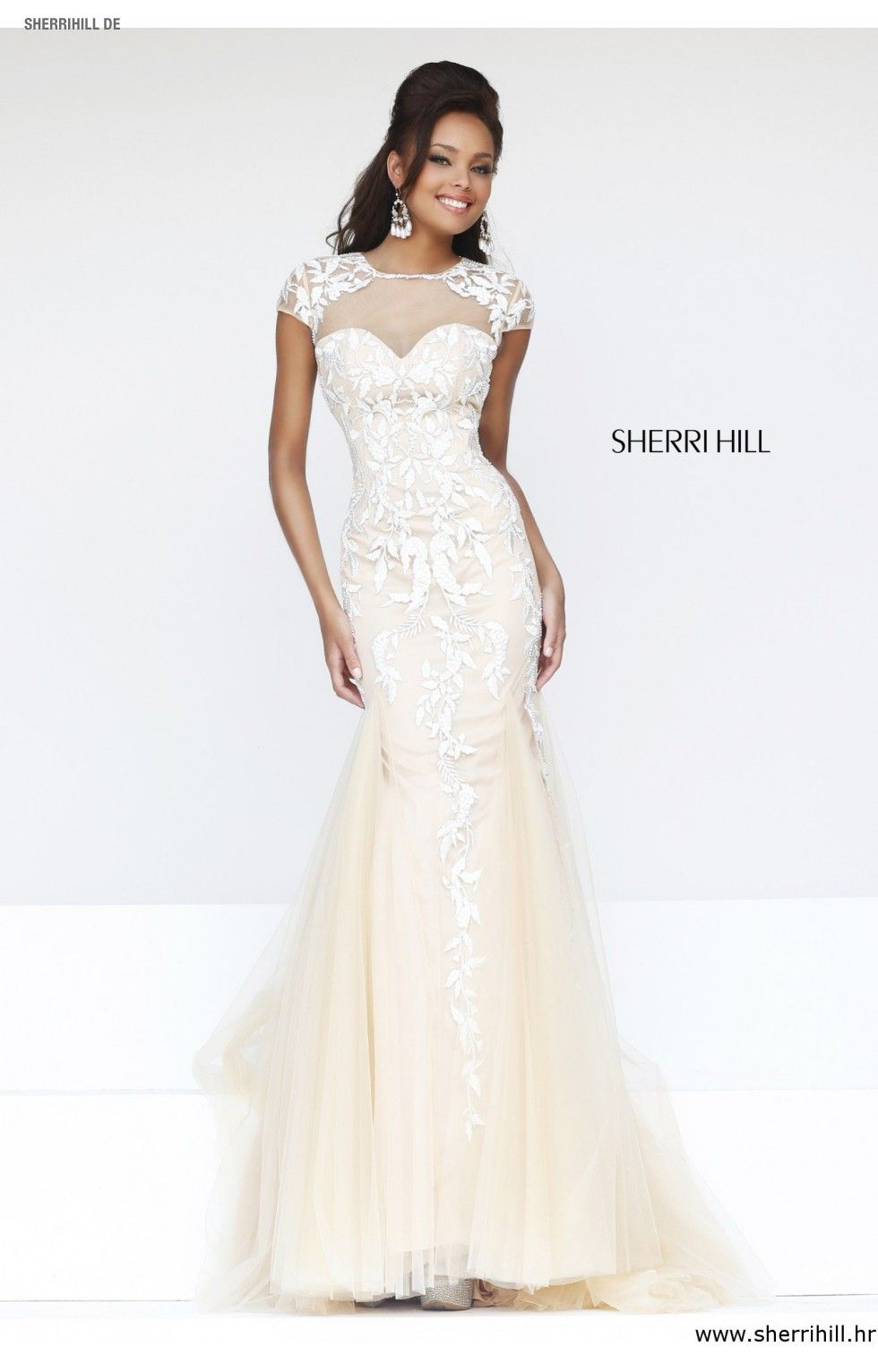 Sherri hill frühjahr gowns pinterest gowns
