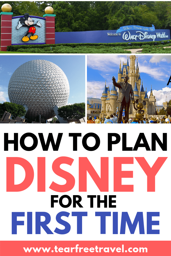 This Is The Easy Way To Plan A Trip To Disney World
