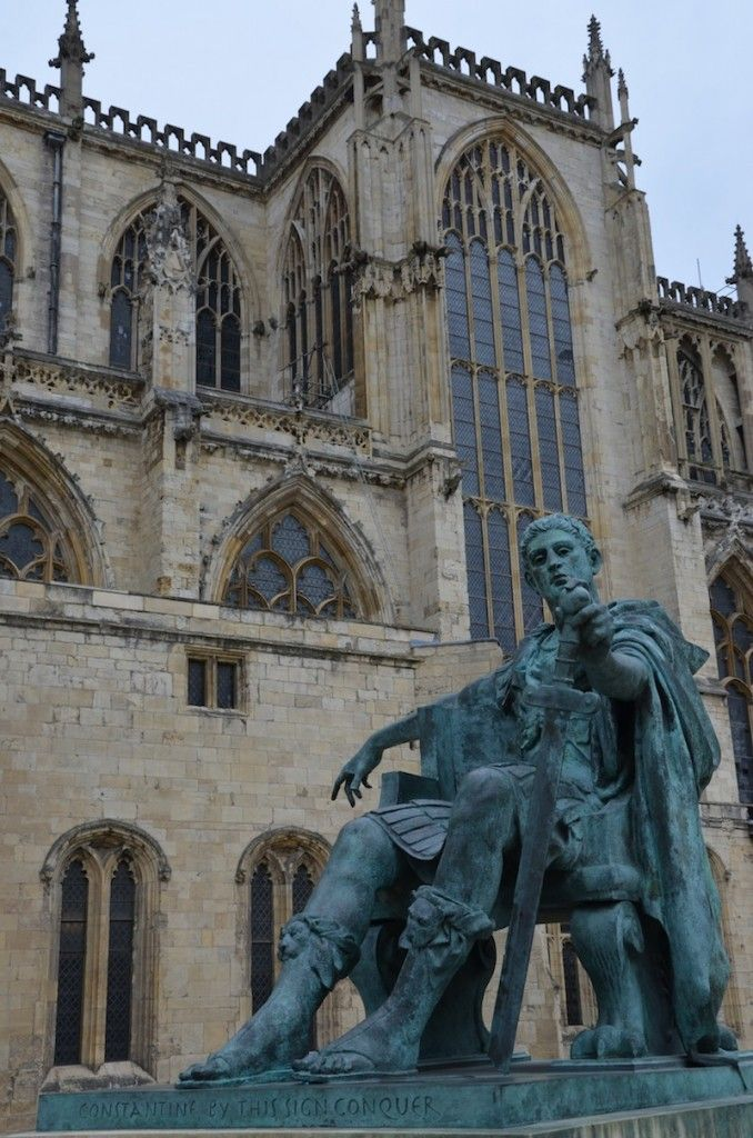 what was the roman name for york