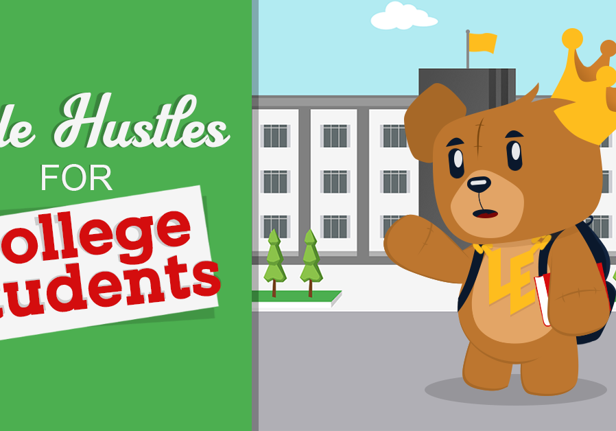 Best Side Hustles for College Students Starting a
