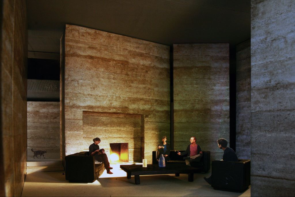 First Image Of Peter Zumthor S New Uk Project Available To Rent In