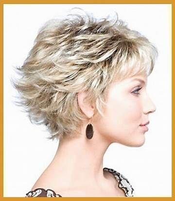 Resultado De Imagen De Short Flippy Shag Hairstyles Short Layered Haircuts Short Hair Styles Hair Styles