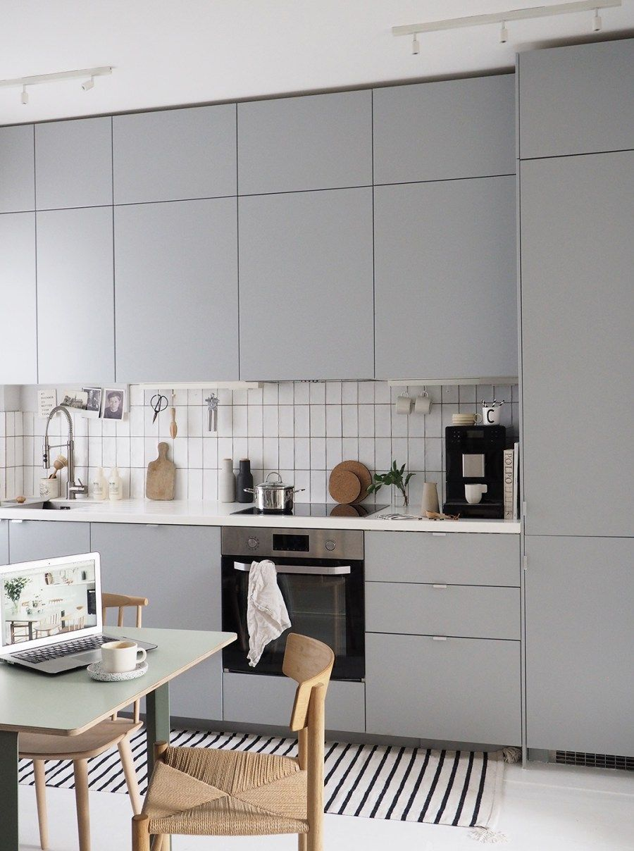 Lessons In Designing A Minimal Kitchen With Miele Spon Catesthill Com Minimal Kitchen Design Scandinavian Kitchen Design Grey Ikea Kitchen