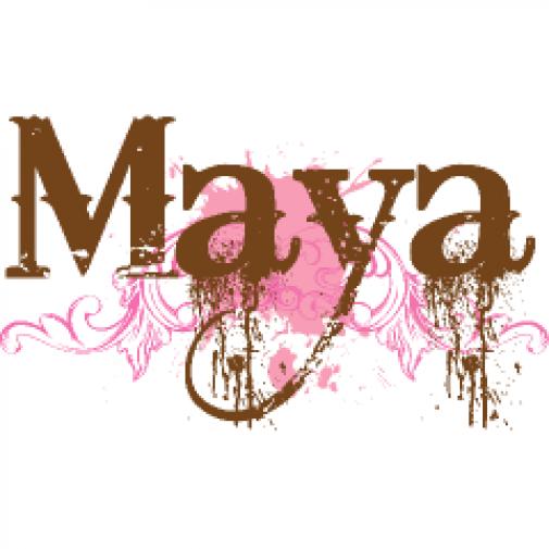 Maya def a very cute baby name