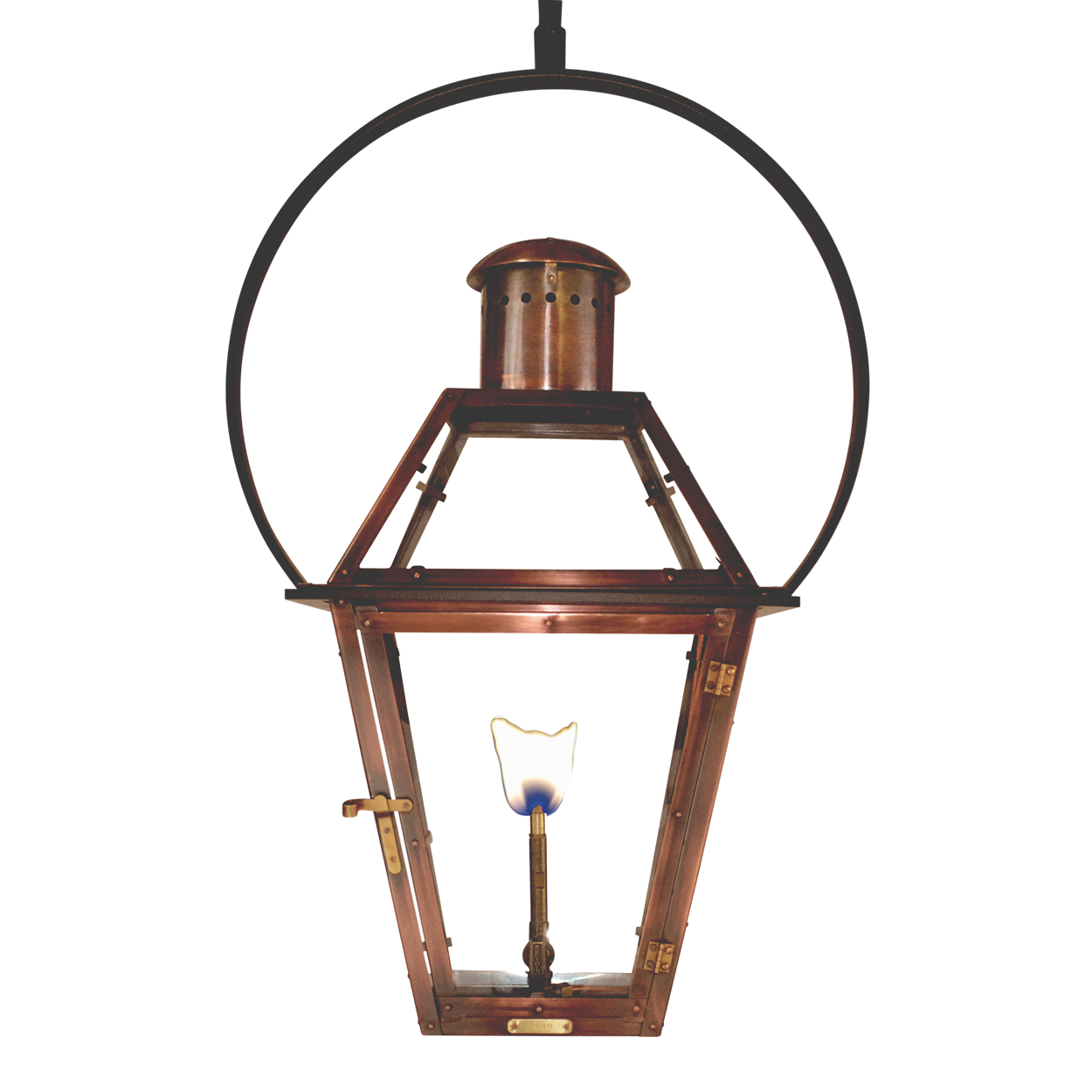 French Quarter On Yoke Bracket By Bevolo Gas Electric Lights Copper Lighting Shop Pendant Lights Kitchen Pendants