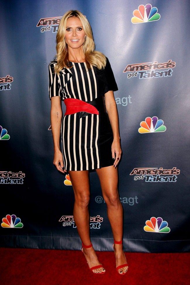 Heidi Klum Americas Got Talent 2015 2